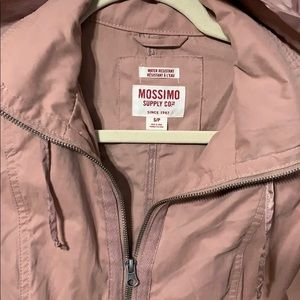 Mossimo Supply Co. Jackets & Coats - Mossimo Water Resistant Lightweight Rain Jacket